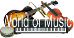 World of Music | Online Music Instrument Sales